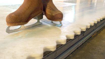 Kerstival On Ice op de overdekte schaatspiste
