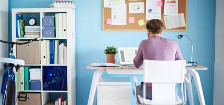 Volgens dit onderzoek zou iedereen beter thuis kunnen werken