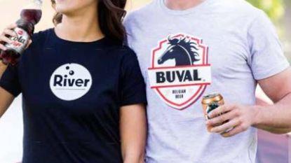 Na Zeeman komt nu ook Aldi met eigen merkshirts: met River, Buval of Golder Power op je t-shirt naar de festivals