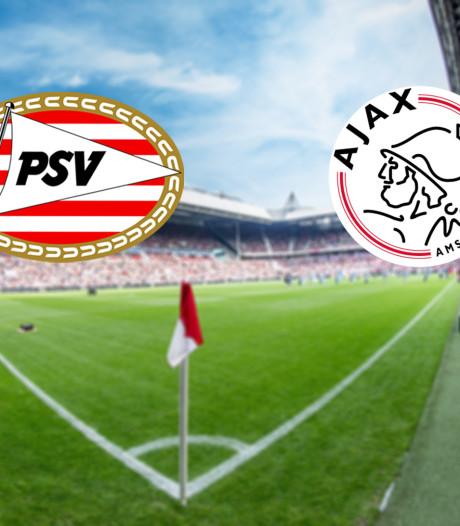 Wie deelt een dreun uit in topper tussen PSV en Ajax?
