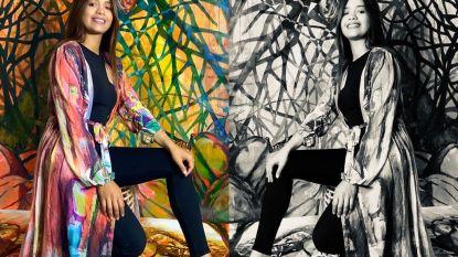Kunstenares Rosangela opent eigen pop-up in Brugse Ezelstraat