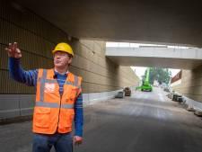 Nieuwe tunnel maakt einde aan verkeersdrukte in Dieren