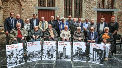 VIDEO. Kortrijk herdenkt 430 doden na bombardementen 75 jaar geleden