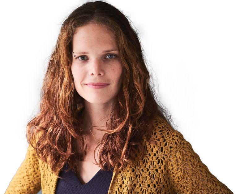 Medisch antropoloog Judith van der Kamp Beeld rv