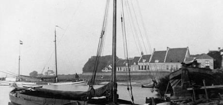 Historische boten vullen Wijkse haven