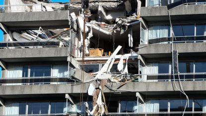 Dertigtal appartementen vrijgegeven na omgevallen torenkraan in Nieuwpoort
