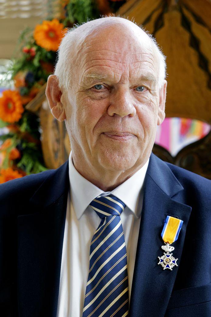 De heer ing. R. de Jong.