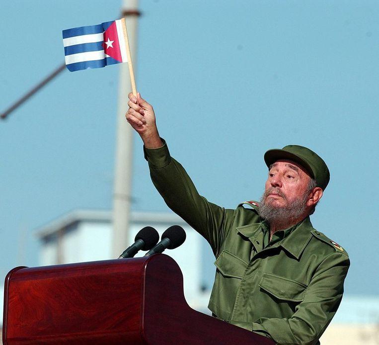 Fidel Castro Beeld anp