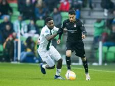 Nicklas Pedersen velt zijn oude club FC Groningen in de slotfase