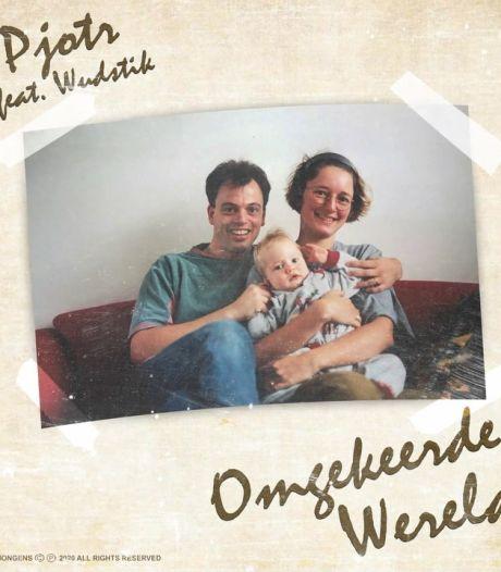 Rapper Pjotr uit Zutphen scoort met hit over zijn chronisch zieke moeder: 'Dit is de omgekeerde wereld'