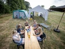 Tubbergen zet extra handhavers in bij kampeerfeesten