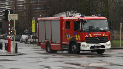 Drukke vrijdag voor Brusselse brandweer: brand in Haren, Schaarbeek, Sint-Joost-Ten-Node, Anderlecht en Drogenbos