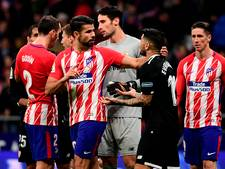 Pijnlijk bekerverlies Atlético,  fan neergestoken
