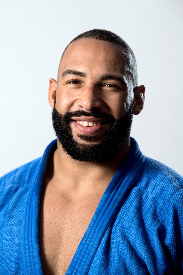 Judoka Roy Meyer komt zaterdag in actie op het EK in Warschau.