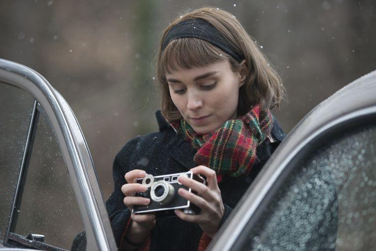 Rooney Mara in Carol. Beeld