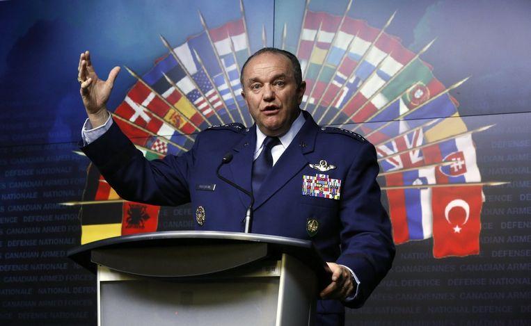 NAVO-topman Philip Breedlove