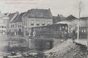 Buren, 1906 met de TBClijn.