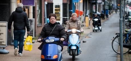 Utrecht wil snorfiets van fietspad hebben