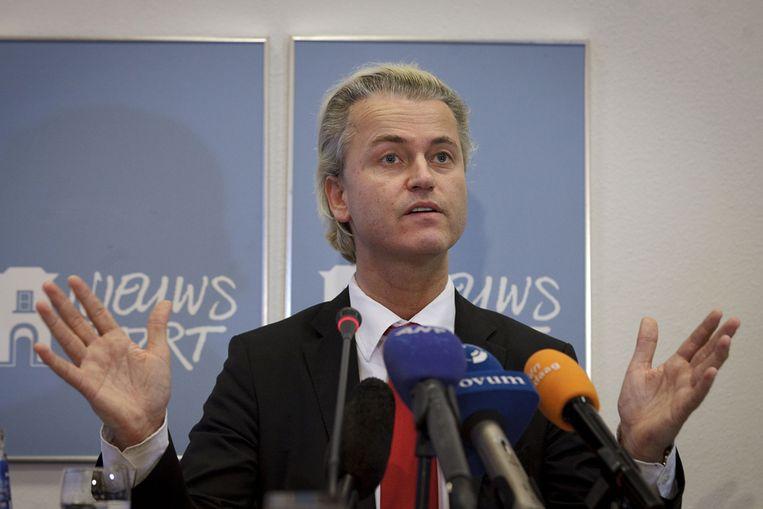 Geert Wilders. (ANP) Beeld ANP