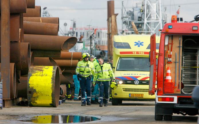 Ambulances in Zuid-Holland-Zuid zijn bij spoedgevallen vrijwel altijd binnen een kwartier ter plaatse.