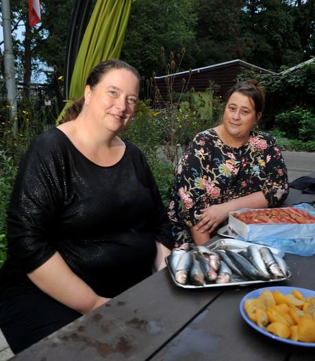 Nienke en Karen uit Dordrecht: 'Eten verbindt ons enorm'
