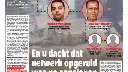 En u dacht dat netwerk opgerold was na aanslagen in Brussel?