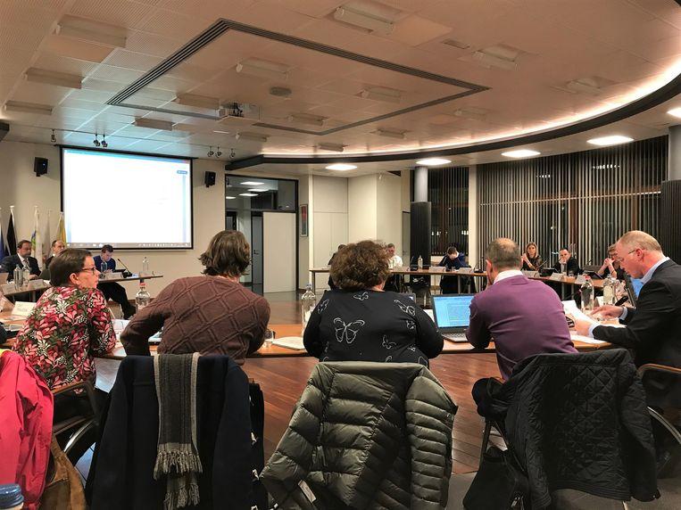 Publiek en pers zullen de virtuele gemeenteraad kunnen volgen.