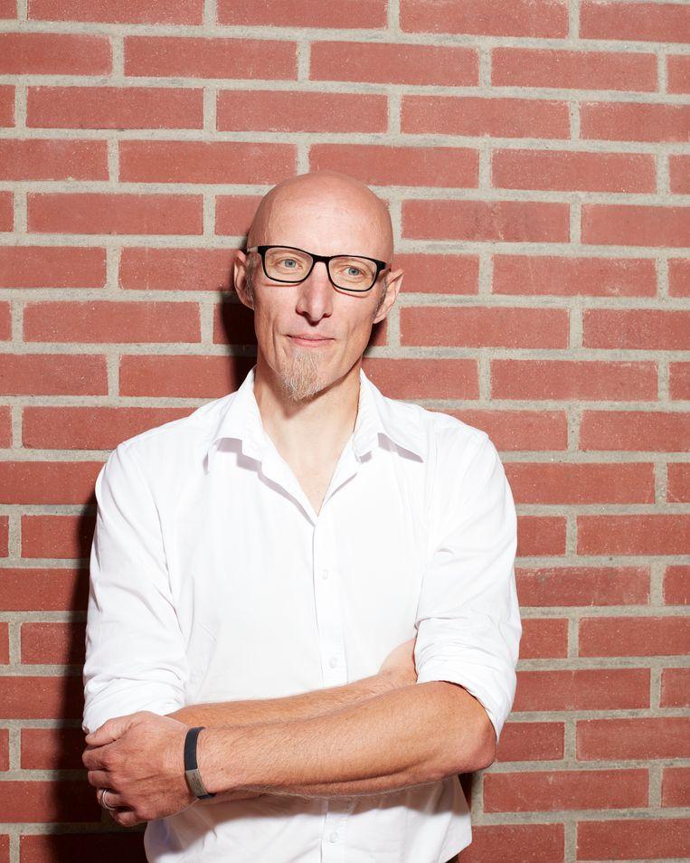 Alexander Pleijter, factchecker. Beeld Erik Smits