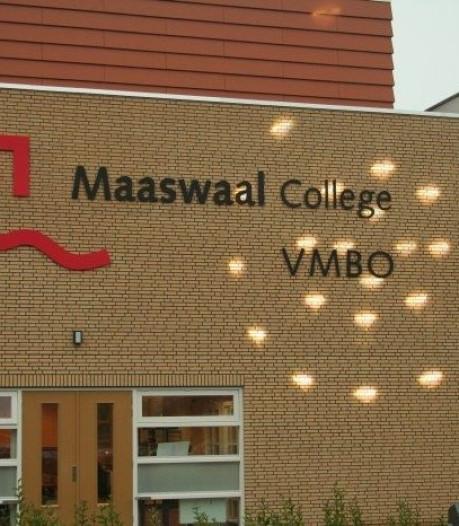 Staking: Basisscholen én Maaswaal College woensdag op slot