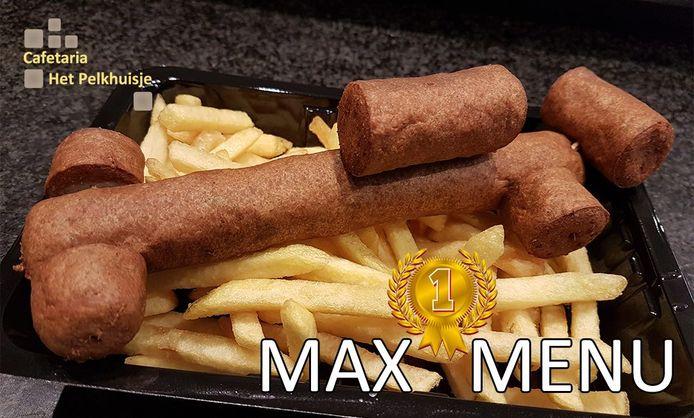 Frikadel à la Max Verstappen.