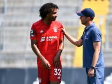 Talent Zirkzee langer bij Bayern München