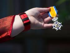 Onderscheidingen voor Showkorps Amicitia Boerhaar en René Koekoek