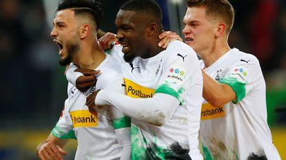 Bayern zakt na laat tegendoelpunt in topper tegen Mönchengladbach almaar verder weg