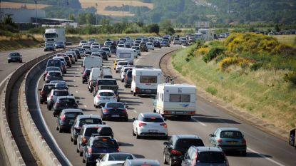 Opnieuw druk weekend op de weg in aantocht voor vakantiegangers
