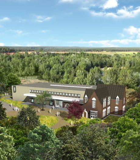 Bouw nieuw gemeentehuis Waalre maandag van start