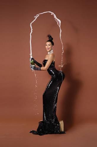 Van nobody met een sekstape tot stinkend rijke Moeder Teresa: Kim Kardashian wordt vandaag 40