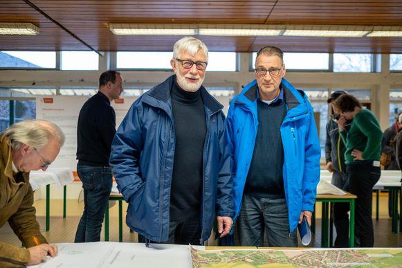Infomarkt 'Expresdag N171' in Groenlaer: ook actiegroep Fase3 was van de partij.