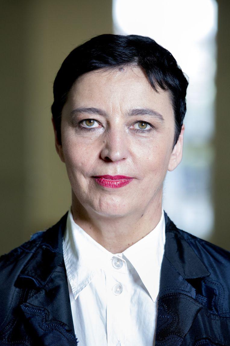 Beatrix Ruf, directeur van het Stedelijk Museum Beeld anp