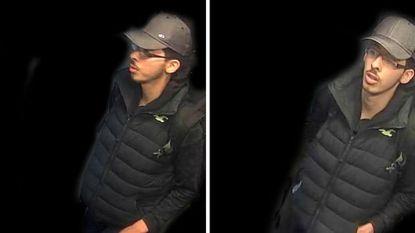 Politie verspreidt foto's van terrorist Manchester enkele uren voor aanslag