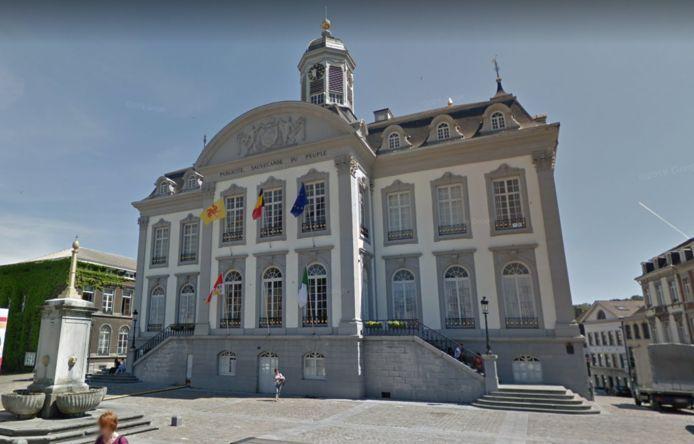 Administration communale de Verviers.