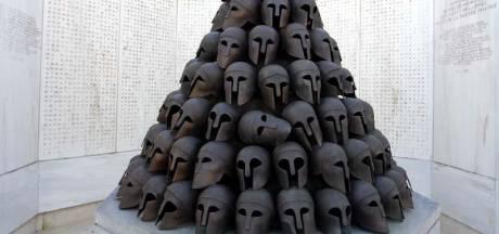 Vol des casques grecs au Mémorial Interallié de Cointe: la police appelle à l'aide