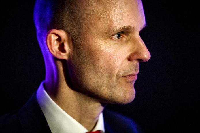 Maurice Meeuwissen (lijsttrekker PVV).