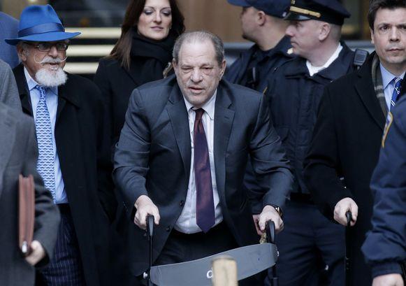 Er is eindelijk een uitspraak in de zaak Weinstein.