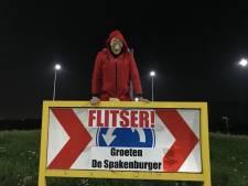 Politie kritisch op optreden van Spakenburgse actiegroep