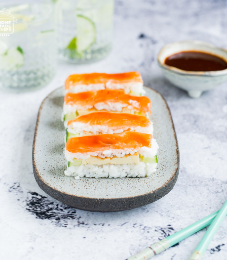 Het is vandaag internationale sushidag (en zo maak je zelf lekkere)