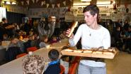 SV Wevelgem City houdt Sinterklaasfeest voor 90 kindjes