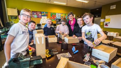 Oudenburgse kinderen kunnen opnieuw deelnemen aan de Techniekacademie