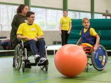 Sport en spel voor alle kinderen mogelijk maken