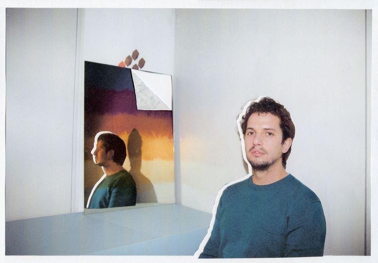 Met zijn spiegelproject Transcience is Lex Pott te werk gegaan als een moderne alchemist Beeld Elza Jo