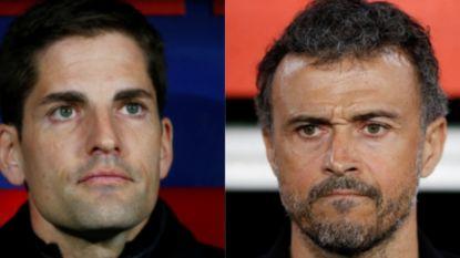 """""""Verraden"""" Moreno neemt afscheid in tranen, Enrique keert na dood dochtertje terug als bondscoach Spanje"""